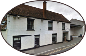 The Black Swan, Langport